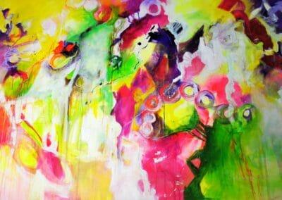 Farbenspiel, 140x95